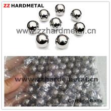 Hartmetallkugeln und -sitze (YG6)