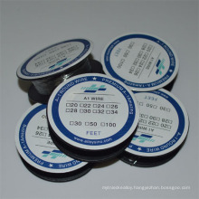 30 Feet 24 Gauge K-A1wire Electrical Resistance Heating Wire Used for Electronic Cigarette Atomizer Heating Unit