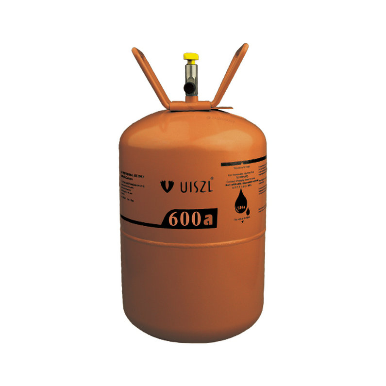 Refrigerant gas R600a high purity
