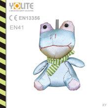 Jouet de grenouille réfléchissante avec CE En13356
