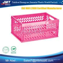 Plastikkisteneinspritzung-Kistenform