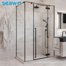 Seawin Pivot 10 Mm Tempered Glass Frame Shower Door Rooms Enclosure