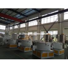 Unidade de alta velocidade do misturador do pó do PVC