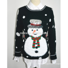 16JW613 special design ugly christmas sweater