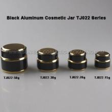 Черный алюминий крем Jar