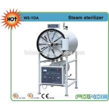 Horizontal cylindrical dry heat sterilization oven