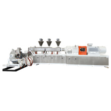 XLPE Compounding Line Making Granules With Gravimetric