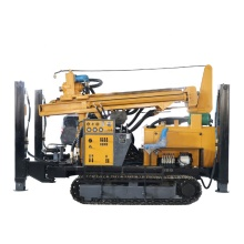 150mMeters Rotary Portable Water Well Drilling Rig Machine