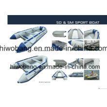 CE genehmigt hochwertige Weihai Fischerboot