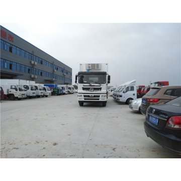 6x4 meat Refrigerated Truck Container Reefer Van