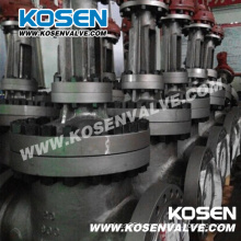 Kosen API 600 Rising Stem Wedge Gate Valves