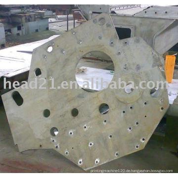 CNC Edelstahl-Platte Wasserstrahl-Schneidemaschine mit CE-Zertifikat