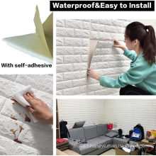 China Wholesale 12mm Eco Friendly Polyester Fiber Interior Decorative Wallpaper for Wall Panel