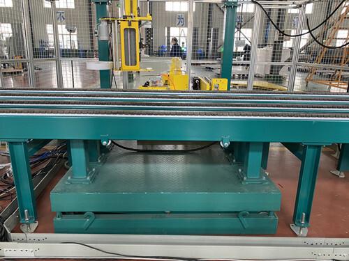 wrapper conveyor