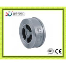 Válvula de retención de la oblea DIN Pn16 Pn25 Pn40