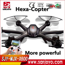 Unmanned Aerial Vehicles MJX-X600 with small power consumption remote control helicopter air drone