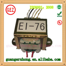 Сертификат RoHS cqc и ЭИ 76 высокое качество трансформатор