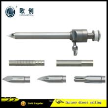Reusable Laparoscopic Surgical Magnetic Trocar