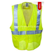 High Visibility Flame Resistant Safety Vest