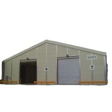 Algeria well designed prefab strand safe steel construction warehouse building