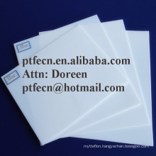 F4 / PTFE Molded Sheet / Plate / Board Manufacturer