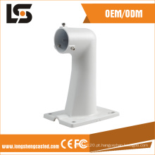 Fábrica da experiência de 20 anos do suporte de alumínio da câmera do CCTV em China impermeável