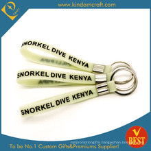 Fashion Logo Printing Silicone Wristband & Bracelet