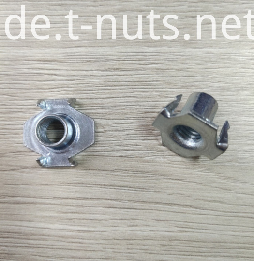 Stamping Carbon Steel Hopper Feed T Nuts
