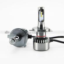 K6 llevó H13 dentro de la lámpara doble del faro auto del coche 6000K 40W 4800 LUMEN 50K horas