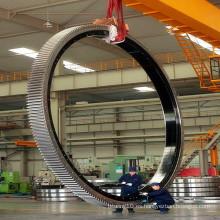Rodamiento de anillo de giro de gran tamaño de Zys para maquinaria de construcción