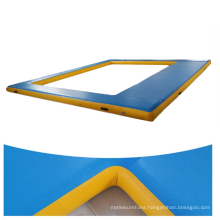 Hot Selling Inflatable Swimming Pool Netting Water Floating Mats