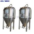 KUNBO benutzte Gärungs-Ausrüstungs-Bierbrauerei-Edelstahl-konischer Fermenter
