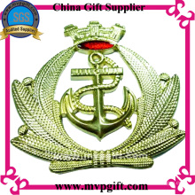 Metal Police Badge for Military Gift
