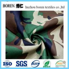 Camuflagem Promocional Tecido Uniforme Militar Tecido Gabardina