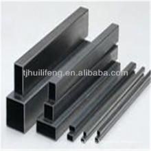 Galvanized rectangular pipe steel