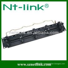 С кабелем менеджер 24 порта utp cat6 systimax патч-панели