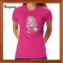 Stylish Cotton Print T-Shirt