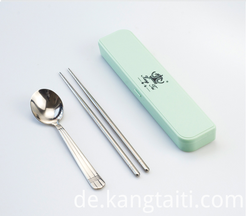 Food Chopsticks with Storage Box