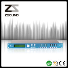 Zsound M44 Professional Audio Digital Signal Speaker Processor with 4in 4out