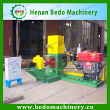 China catfish feed extruder machine for fish for fish farming with CE 008618137673245