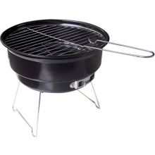 Camping Charcoal BBQ Grill with Ice Bag