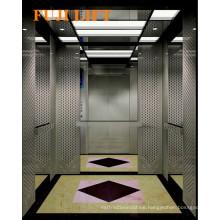 Big Space Vvvf Passenger Elevator