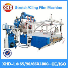reliable pe/ldpe/lldpe wraping film extrusion machine Quality Assured