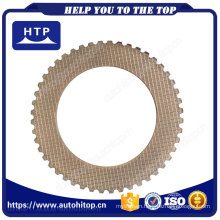 Direct Factory Price Transmission Spare Parts Copper Based Friction Plate With Outer Teeth For ZF 4.720.856.6