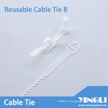 Многоразовая кабельная стяжка типа B