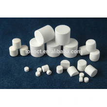 porous ceramic column