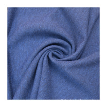 Hot Sell 72%polyester 24%rayon Lifestyle Fabric Quick Dry Spandex Knit 100% Polyester 75D Looped Fabric Plain Dyed Knitted