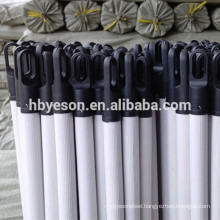 Customized Wooden Round PVC Coated Broom and Brush Handle