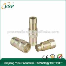 Acoplamiento de liberación rápida hidráulico tipo cara plana AS-PT (acero)