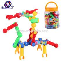 Añadir grueso de seguridad bebé bloques de construcción de juguete